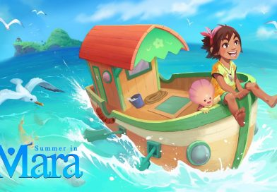 Summer in Mara Announced For Nintendo Switch