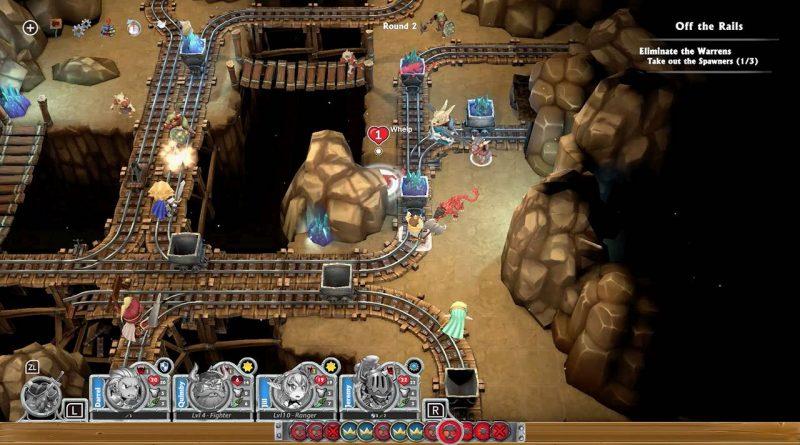 Super Dungeon Tactics Nintendo Switch