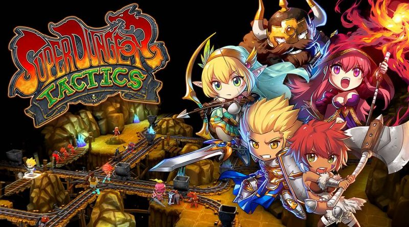 Super Dungeon Tactics Nintendo Switch