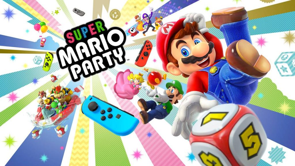 Super Mario Party Nintendo Switch