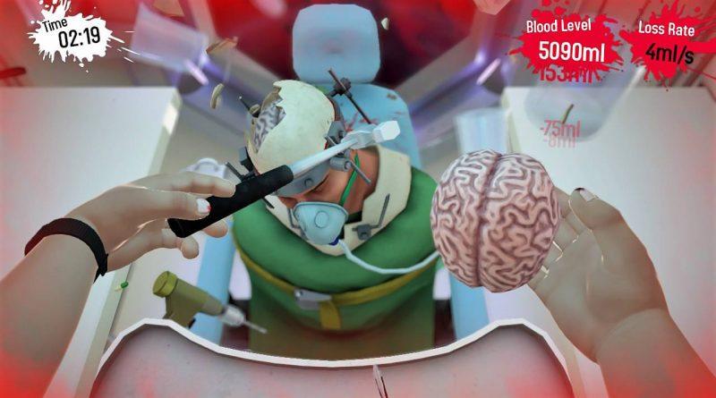 Surgeon Simulator CPR Nintendo Switch