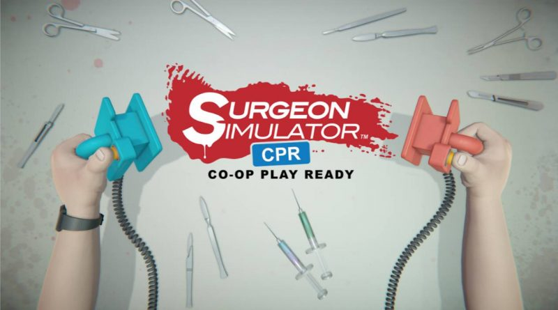 Surgeon Simulator CPR Nintendo Switch