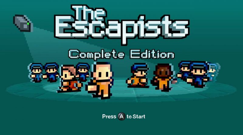 The Escapists: Complete Edition Nintendo Switch