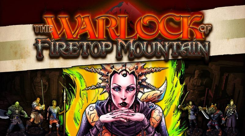 The Warlock of Firetop Mountain: Goblin Scourge Edition Nintendo Switch