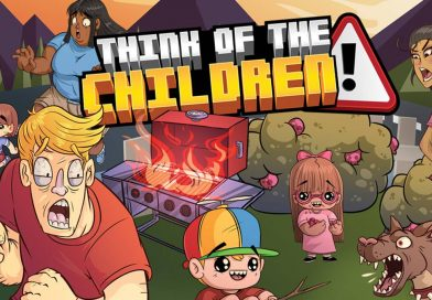 Think of the Children Lands On Nintendo Switch On September 25