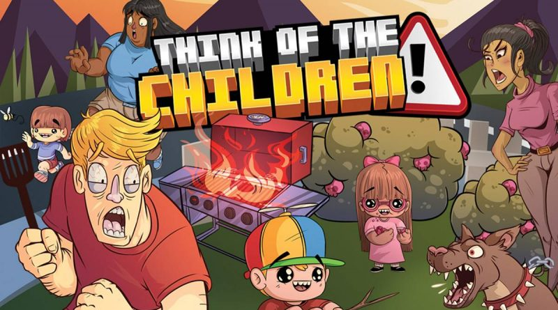 Think of the Children Nintendo Switch