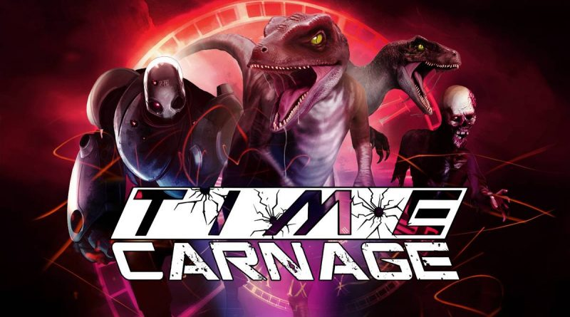 Time Carnage Nintendo Switch