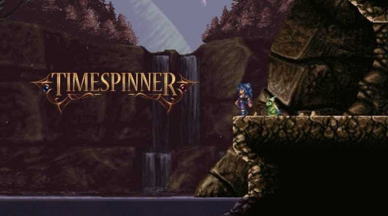 Timespinner PS Vita PS4