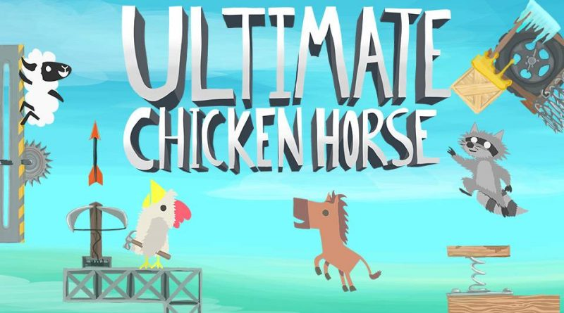 Ultimate Chicken Horse Nintendo Switch