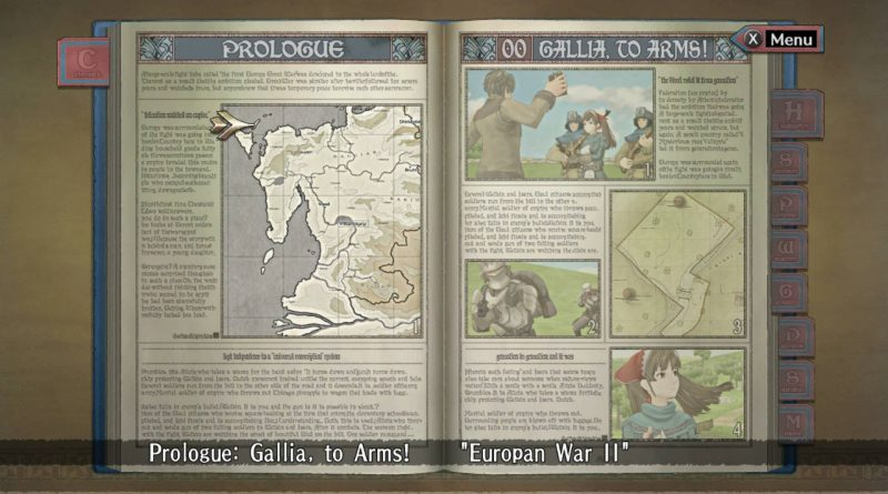 Valkyria Chronicles Nintendo Switch