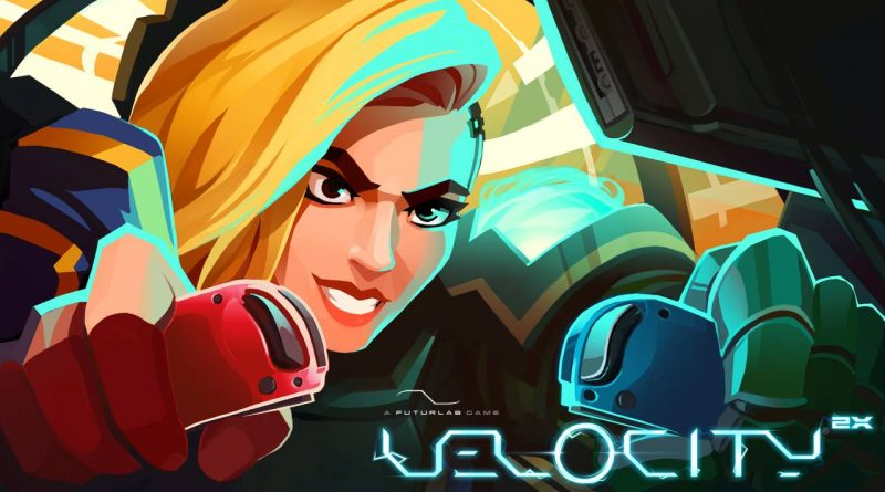 Velocity 2X Nintendo Switch