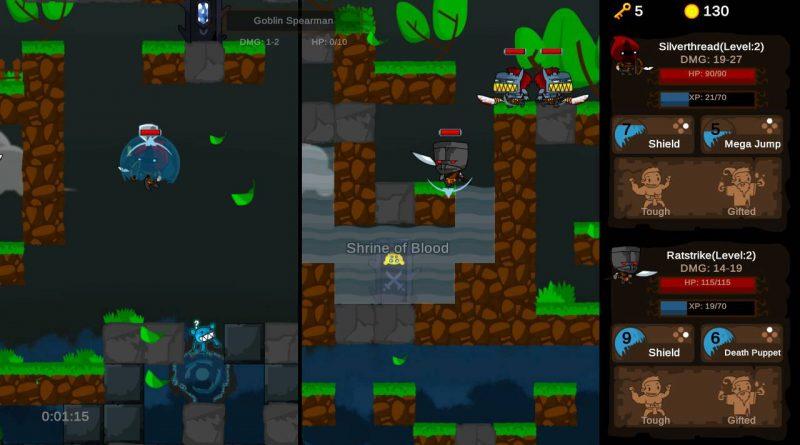 Vertical Drop Heroes HD Nintendo Switch