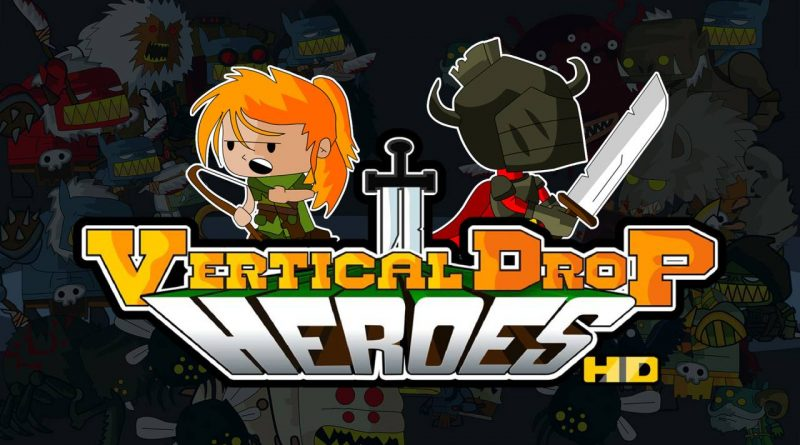 Vertical Drop Heroes HD Nintendo Switch
