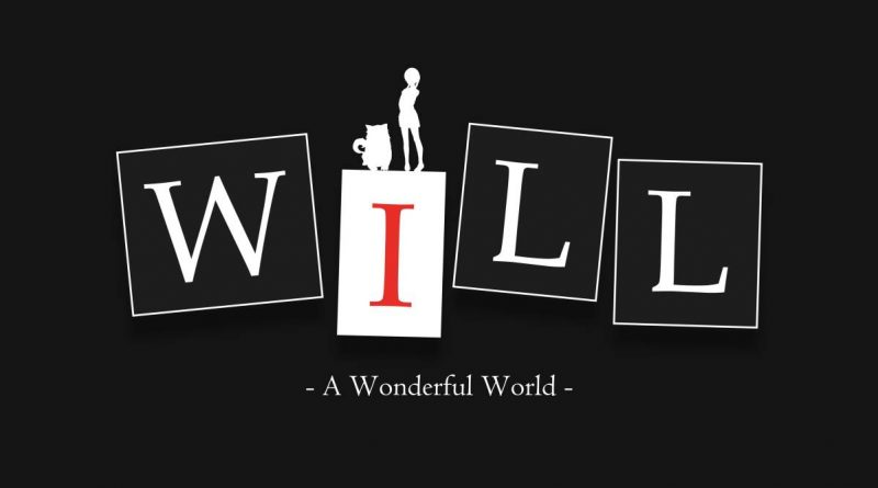 WILL: A Wonderful World Nintendo Switch