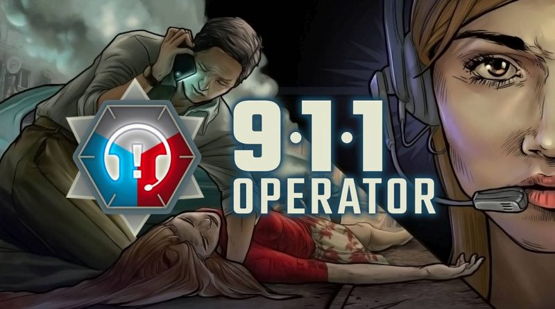 911 Operator Nintendo Switch