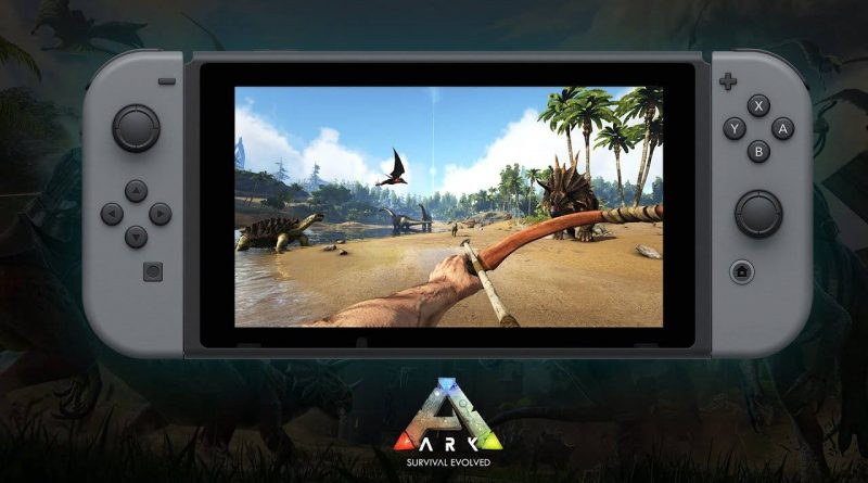 ARK: Survival Evolved Nintendo Switch