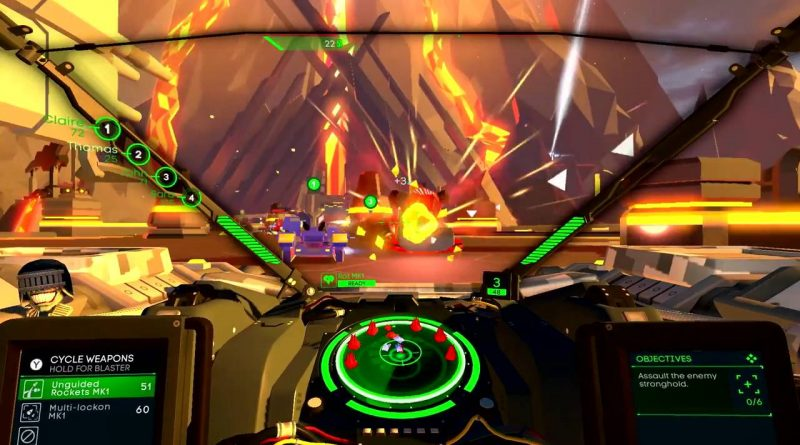 Battlezone: Gold Edition Nintendo Switch