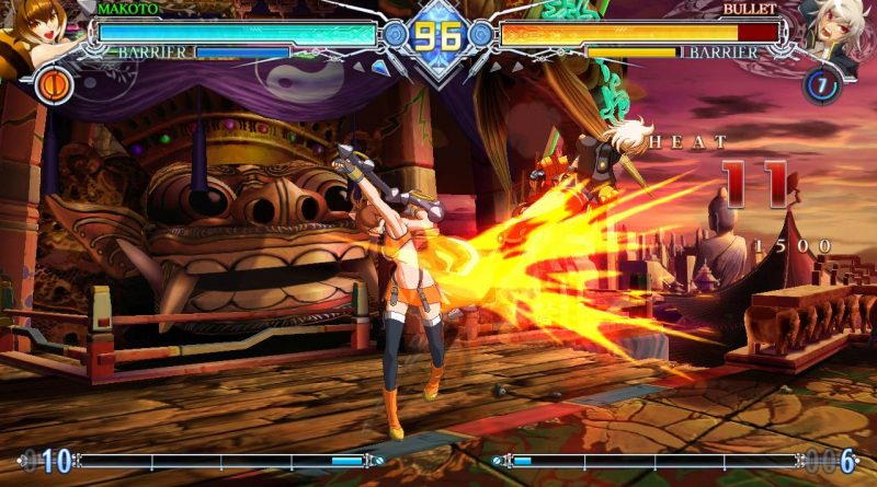 BlazBlue: Centralfiction Special Edition Nintendo Switch