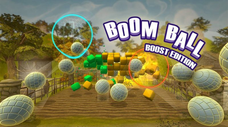 Boom Ball: Boost Edition Nintendo Switch
