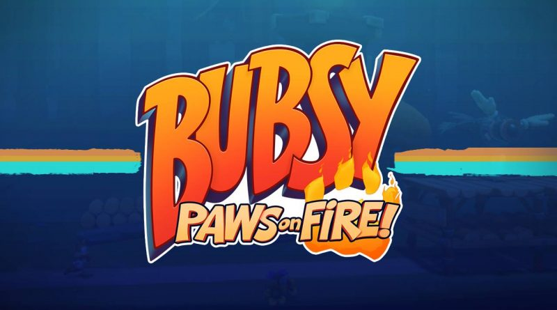 Bubsy: Paws on Fire! Nintendo Switch