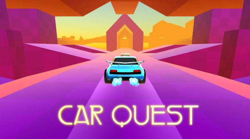 Car Quest Nintendo Switch