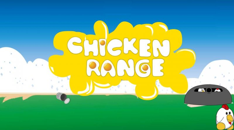 Chicken Range PS Vita PS4 Nintendo Switch