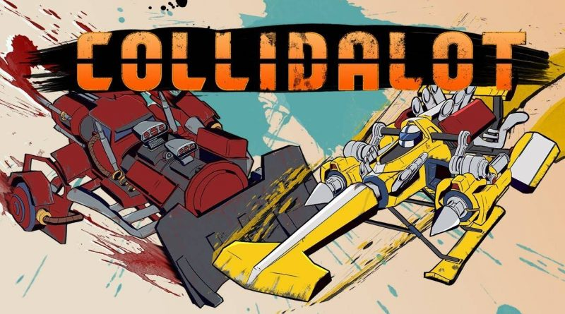 Collidalot Nintendo Switch