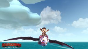DreamWorks Dragons Dawn of New Riders Nintendo Switch