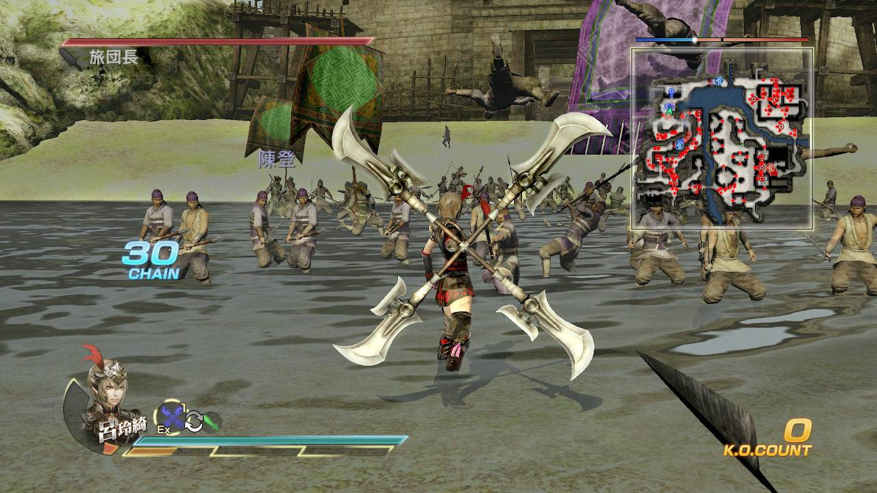 Dynasty Warriors 8 Xtreme Legends Definitive Edition Hitting Switch Game Ps4 Complete Nintendo