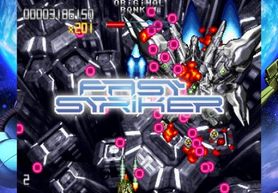 Fast Striker Available Now For PS Vita & PS4