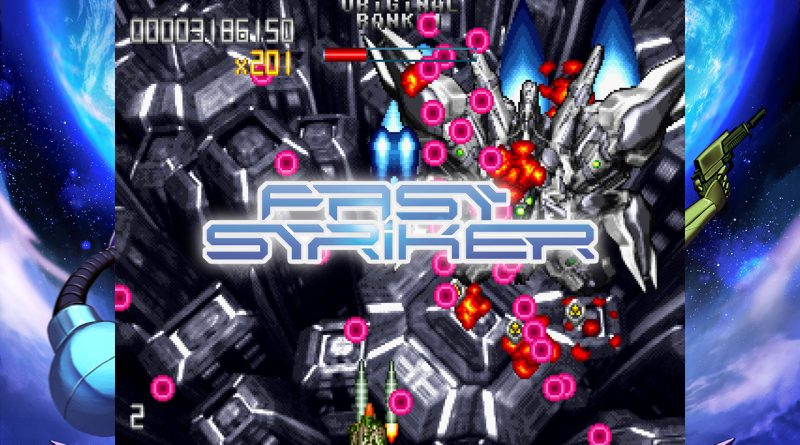 Fast Striker PS Vita PS4
