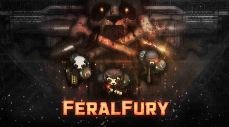 Feral Fury Nintendo Switch