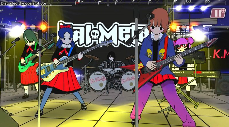 Gal Metal Nintendo Switch
