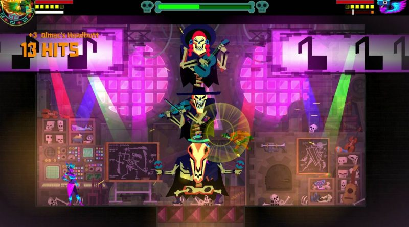 Guacamelee! Super Turbo Championship Edition Nintendo Switch