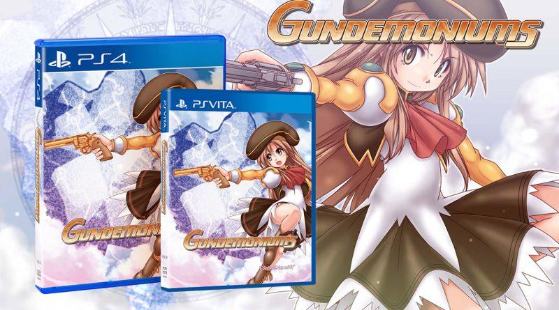 Gundemoniums PS Vita PS4
