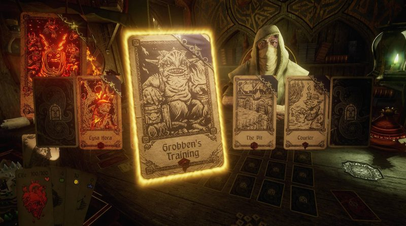 Hand of Fate 2: The Servant and The Beast DLC Nintendo Switch