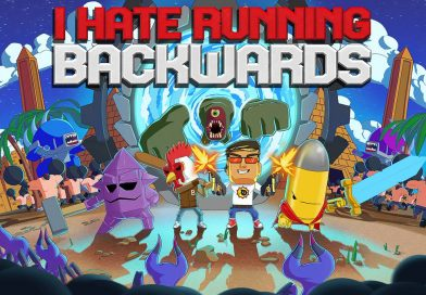 I Hate Running Backwards Out Now On Nintendo Switch