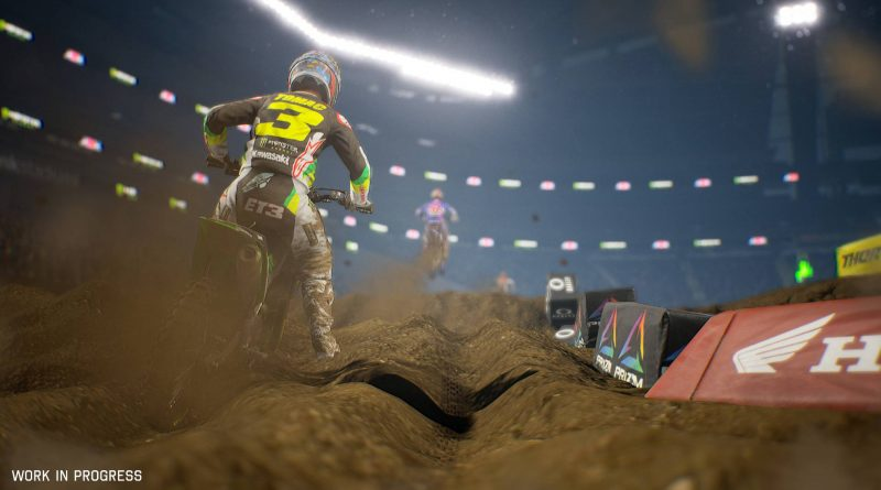 Monster Energy Supercross - The Official Videogame 2 Nintendo Switch