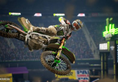 Monster Energy Supercross – The Official Videogame 2 Announced For Switch