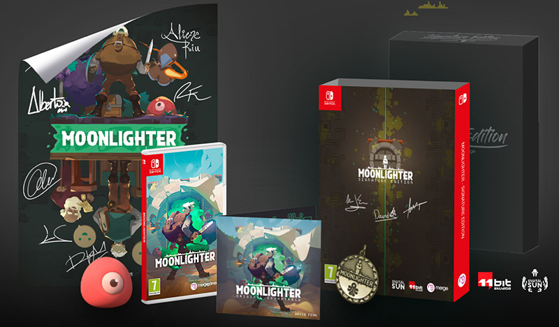 Moonlighter Nintendo Switch Signature Edition