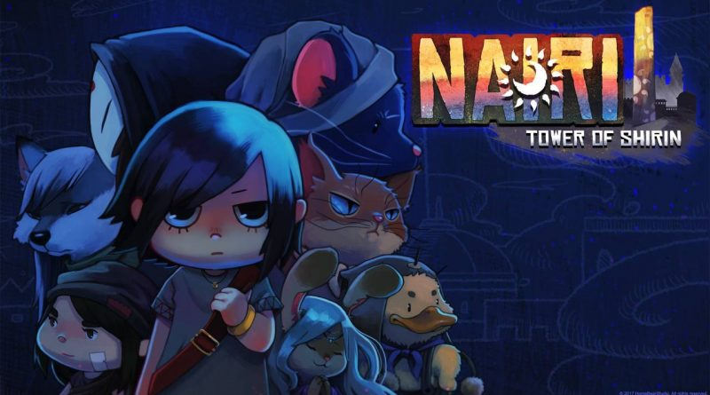 Nairi: Tower of Shirin Nintendo Switch PC