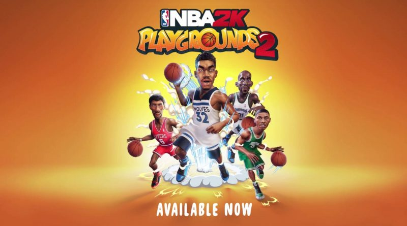NBA 2K Playgrounds 2 Nintendo Switch
