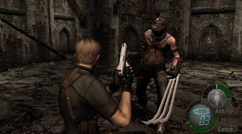Resident Evil, Resident Evil 0 + Resident Evil 4 Nintendo Switch