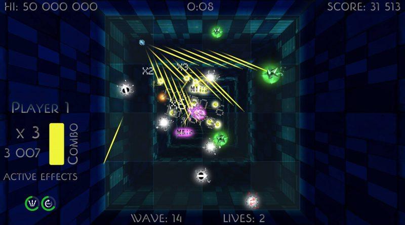 Scintillatron 4096 PS Vita PS4