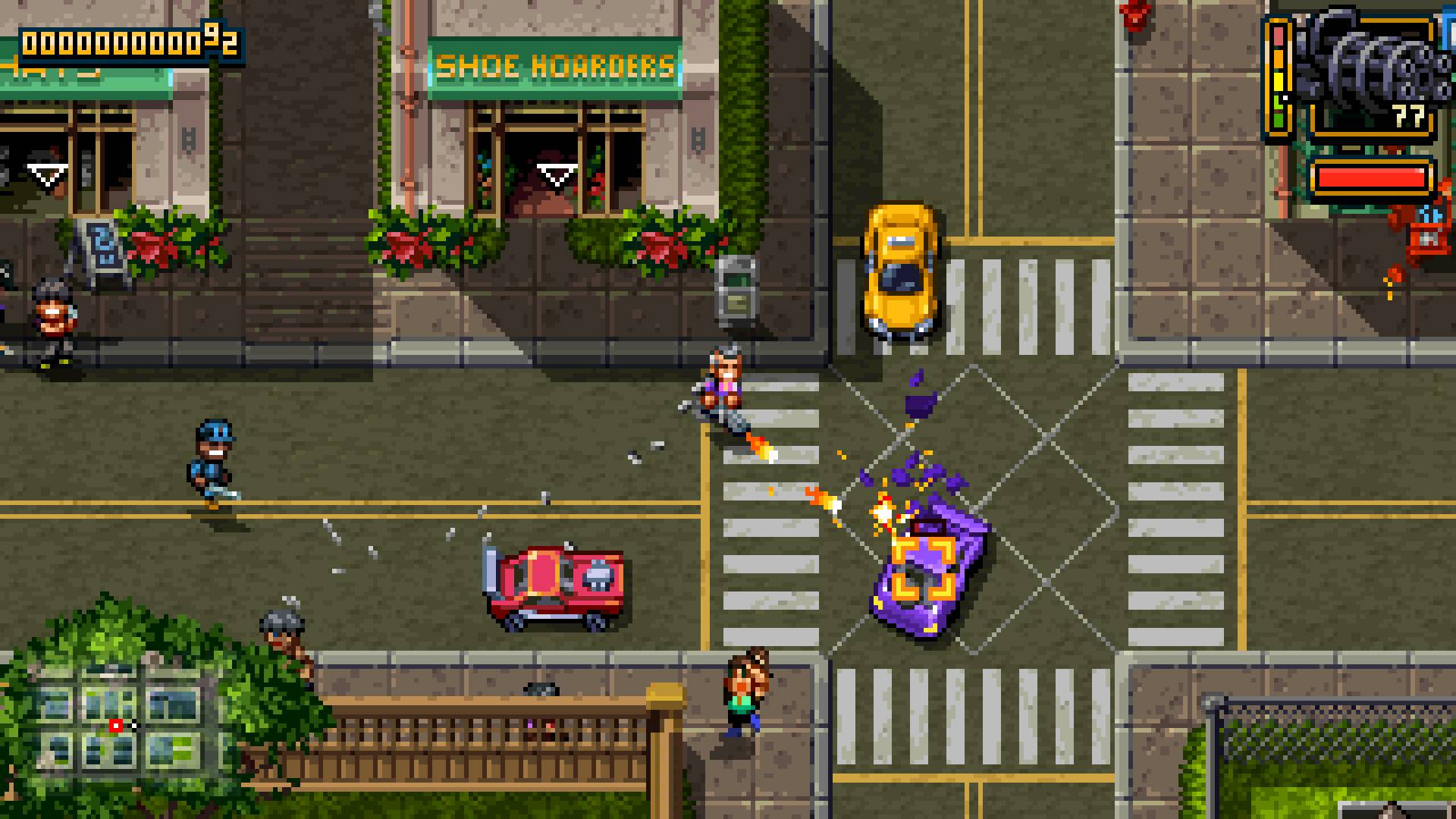 Shakedown Hawaii Gets New Gameplay Trailer & Details