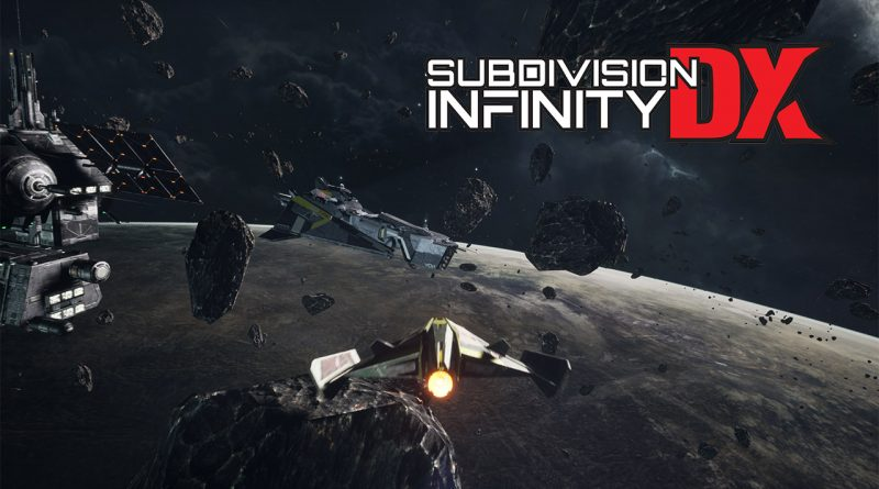 Subdivision Infinity DX Nintendo Switch