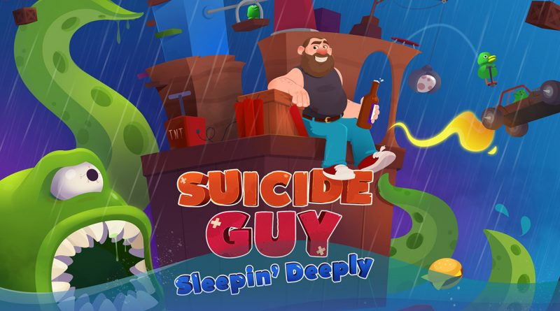 Suicide Guy: Sleepin' Deeply Nintendo Switch
