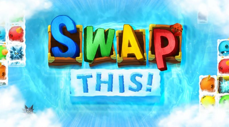 Swap This! Coming To Nintendo Switch On November 2