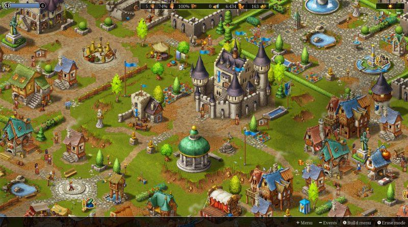 Townsmen Nintendo Switch