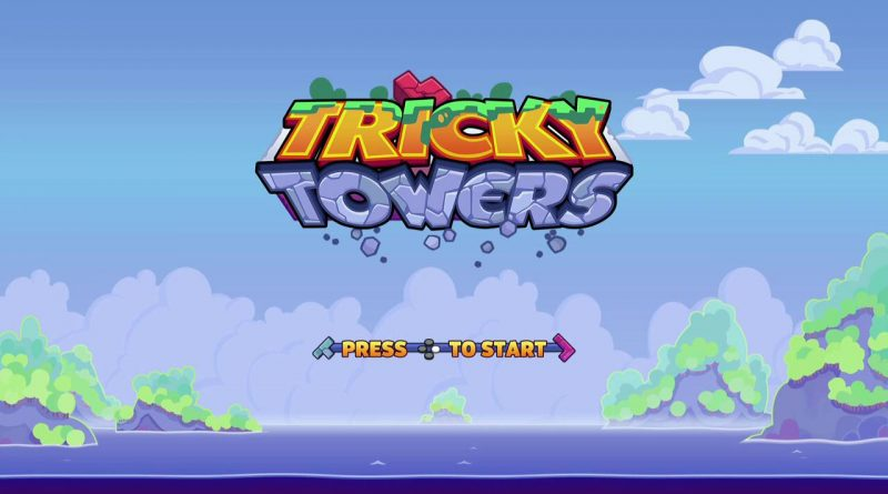 Tricky Towers Nintendo Switch